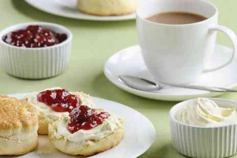 Tea on the Wall - Afternoon tea for Two - Save 0%