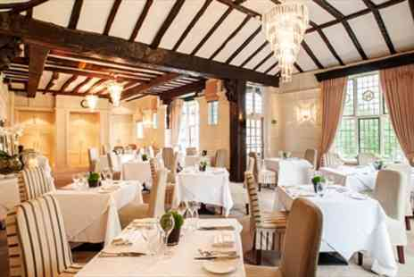 Laura Ashley Hotels - Dinner & Bubbly for Two - Save 54%