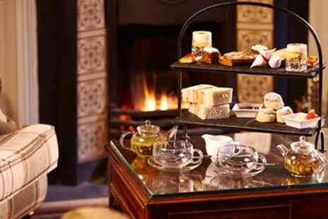 The Grove Narberth - Afternoon Tea for Two - Save 38%