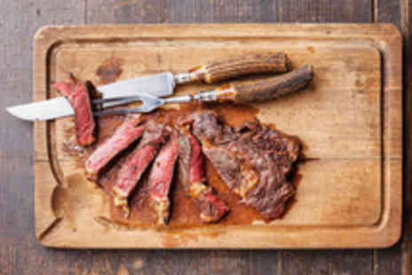 Westin Gourmet - 10 Prime 21 Day Aged, 6 7Oz Rump Steaks Delivered to Your Door - Save 56%