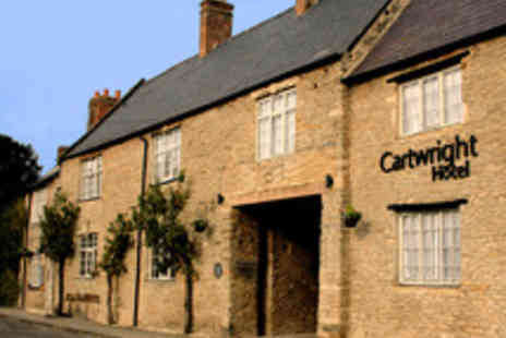 The Cartwright Hotel - Gourmet Banbury Break for Two with Champagne and Three Course Dinner - Save 53%