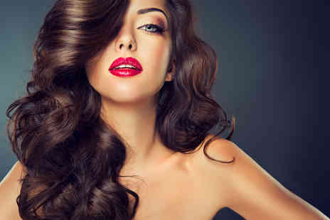 Lucas Hair and Beauty - Cut, conditioning treatment and blow dry  - Save 68%