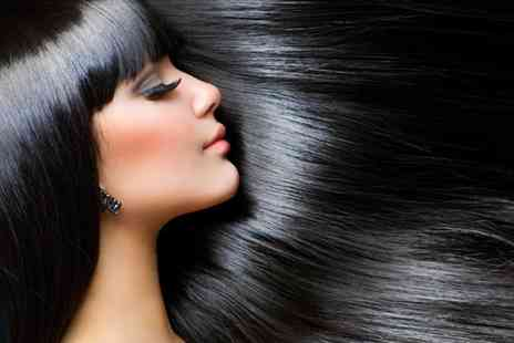 Lime Blew - Brazilian keratin straightening treatment plus a cut  - Save 76%