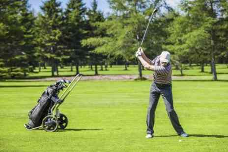 De Vere PGA Golf -  10 Rounds or 3 Month Unlimited Golf Plus 30 Minute Lesson  - Save 82%