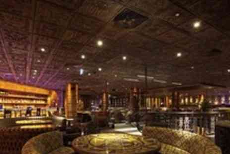 Shaka Zulu - Three course meal and a cocktail - Save 62%