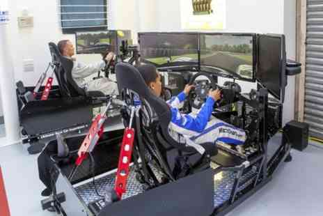 Ultimate Race Car Experience - F1 Race Car Simulator Session  - Save 0%
