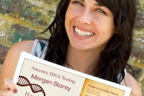 DNA Diagnostics Centre - Ancestry DNA Test Male or Female  - Save 53%