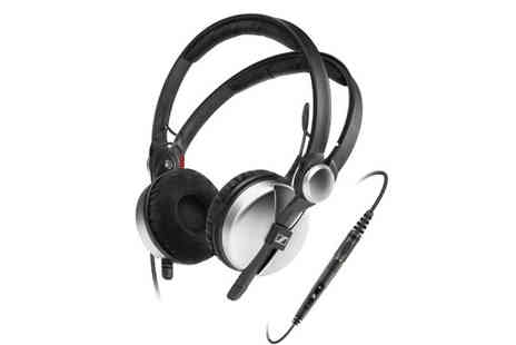 Electric Mania - Sennheiser Closed Dynamic Headphones - Save 34%
