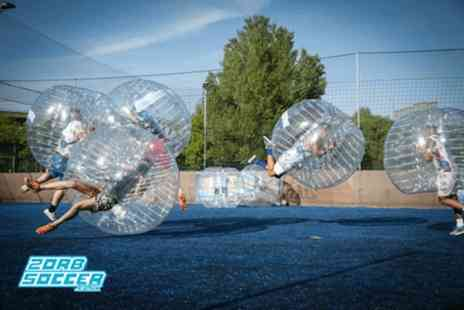 Zorb Soccer - Bubble football for up to 15 people  - Save 43%