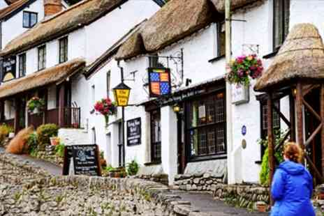 The Rising Sun Inn - Three Course Meal & Bubbly for 2 - Save 54%