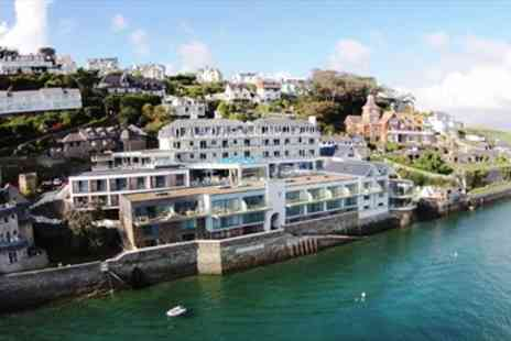 Salcombe Harbour Hotel - Salcombe Spa Day including Facial & Afternoon Tea - Save 47%