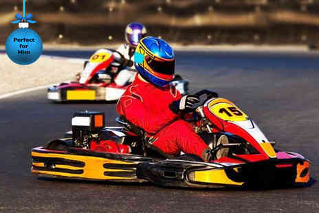 Indoor Superkarting - 30 lap indoor karting experience for One - Save 56%