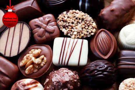 Great British Tours - Chocolate tour in a choice of 3 locations - Save 70%