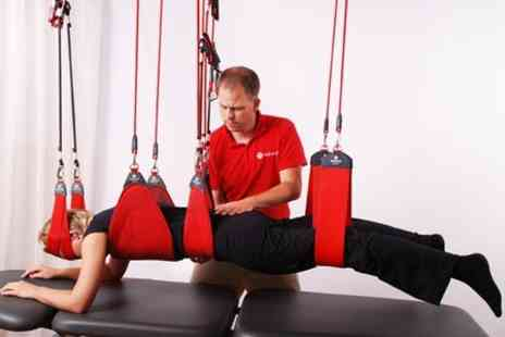 The Back Pain Centre - Redcord Postural and Core Stability Treatment Plus Follow Up Session  - Save 72%