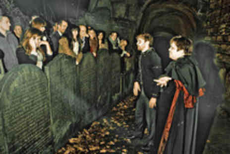Shiverpool - Spooky and Theatrical Ghost and History Tour of Liverpool - Save 29%