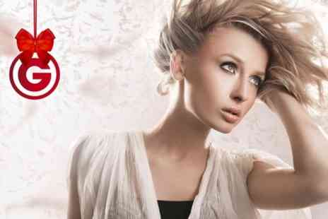 Studio Bea - Cut and Blow Dry Plus Treatment and Facial  - Save 67%
