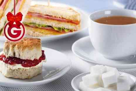 Sefton Meadows Garden Centre - Afternoon Tea For Two  - Save 50%
