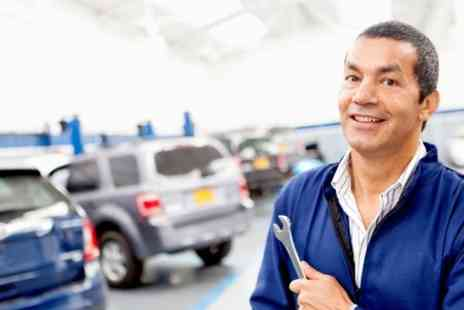 Stars Garage - MOT Test, Fluids Check and External Wash  - Save 73%