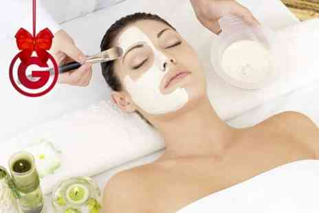 Angelz hair & Beauty - Revitalising Facial With Mask Plus Body Wrap  - Save 0%