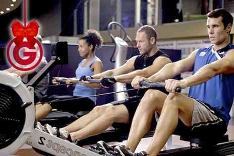 LA Fitness -  Ten Individual Day Passes Including Exercise Classes - Save 86%