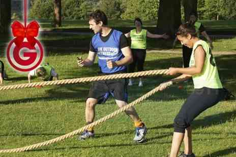 UK Outdoor Fitness - Eight Boot Camp Classes - Save 75%