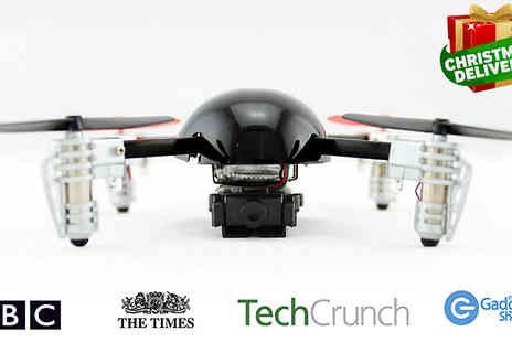 Extreme Toys - Micro Drone 2.0 - Save 50%