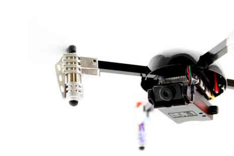 Extreme Fliers - Micro Drone 2.0 Quadcopter - Save 41%