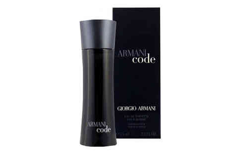 CRM Trading - Armani Code Homme EDT Spray 75ml - Save 19%