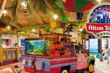 Alton Towers Resort - One night stay for a family of four on Saturday 4 February - Save 43%
