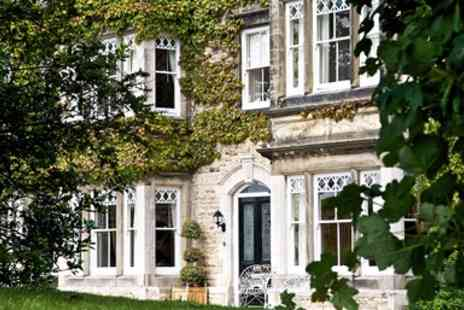 Burythorpe House -  Yorkshire Boutique Country House Stay with Dinner - Save 41%