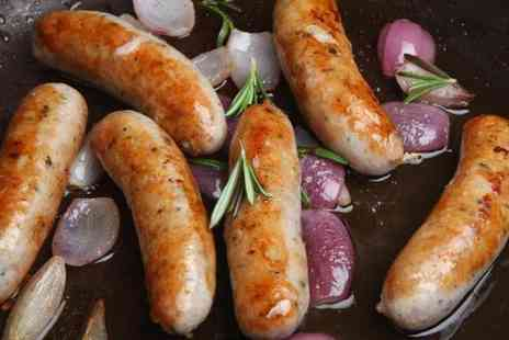 Northumberland Sausage Company - Sausage making class for One - Save 79%