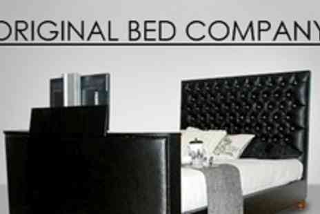 Original Bed Company - Monte Carlo TV Bed With Optional 26 inch Full HD LED TV - Save 73%