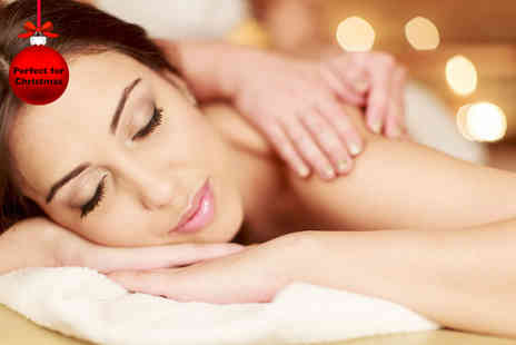 Revive Beauty Clinic - Festive pamper package including 3 treatments & mince pies  - Save 64%