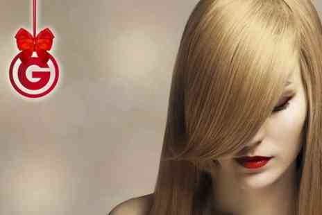 DEnza Hair and Beauty  - Cut and Condition With Blow Dry  - Save 59%