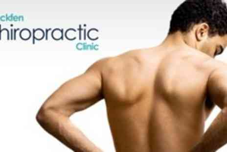 Blackfen Chiropractic Clinic - Chiropractic Consultation With Spinal Screening Plus Three Follow up Treatments - Save 81%