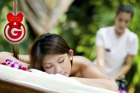 Siam Spa Centre - Thai Pamper Experience For One o - Save 52%