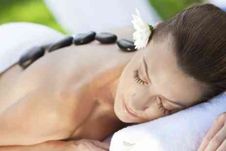 Platinum Hair Design - Hot Stone Massage  With Facial  - Save 0%