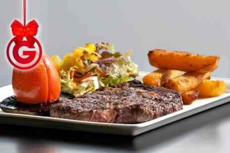 Marco Polo Restaurant - Steak Dinner For Two  - Save 56%