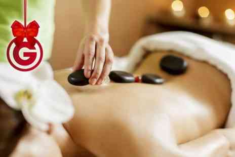 The Pamper Lounge - Hot Stone and Reflexology Massage - Save 64%