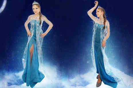 Akzezorys - Frozen-Inspired Adult Costume - Save 71%