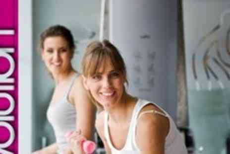 Revolution - 10 Day Passes to Circuit or Fitness Classes - Save 72%