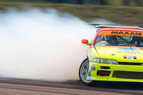 Learn2Drift - Half Day Car Drifting and High Speed Control Class - Save 55%