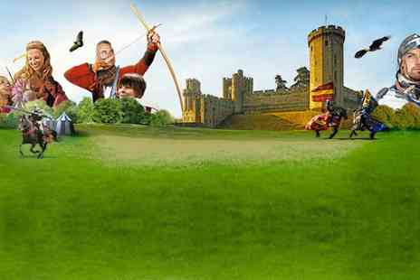 Holiday Inn Express - One Night Stay with Warwick Castle family pass plus breakfast - Save 39%