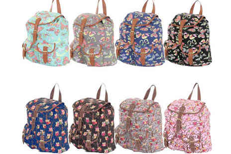 Sonic Online - Choice of Owl or Butterfly Rucksacks - Save 48%
