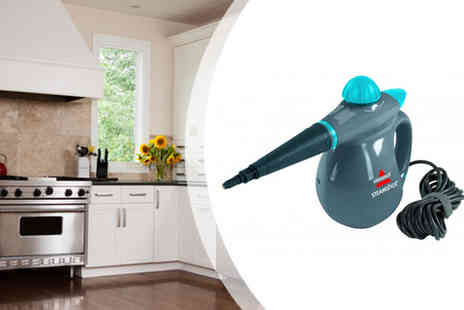 Electric Mania - Bissell Steam Shot Cleaner - Save 68%
