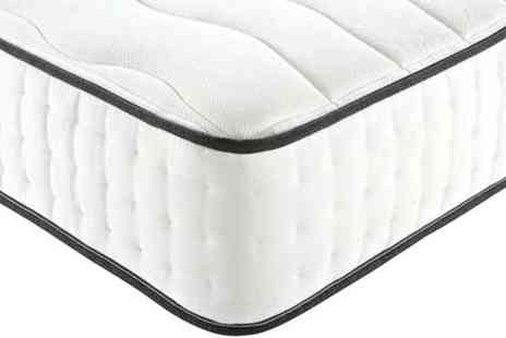 Einfeld - Premium Memory Pocket Mattress - Save 60%