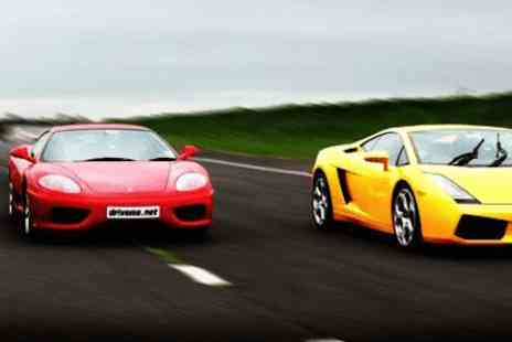 Drive Me - Six lap supercar driving experience - Save 64%