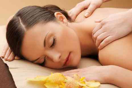 Beauty Within - Winter pamper package featuring gold, frankincense & myrrh massage oils - Save 58%