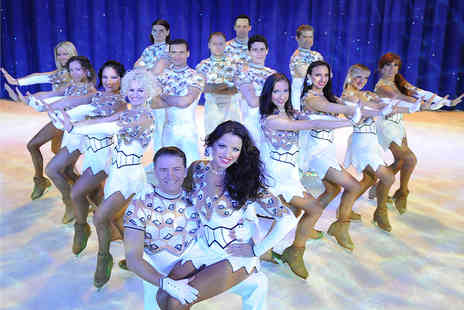 Continental Circus Berlin - Grandstand ticket to see Continental Circus Berlin on Ice - Save 54%