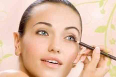 Inches Beauty Salon - Semi Permanent Make Up For Eye Liner - Save 76%